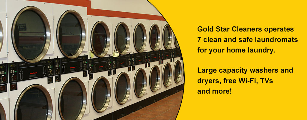 Gold Star Cleaners – Maine Laundromats, Dry Cleaning